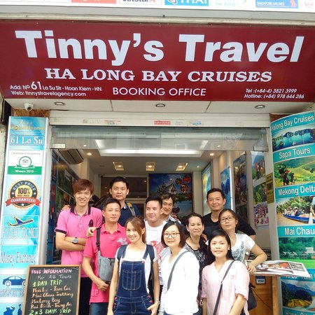 ‪Tinny's Travel Agency​‬