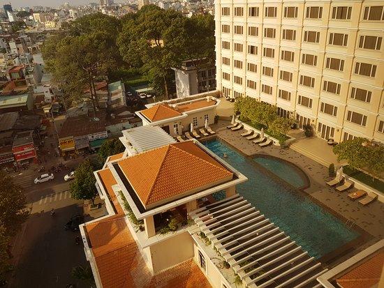 Hotel Equatorial Ho Chi Minh City Ab Chf 84 C H F 1 1 8