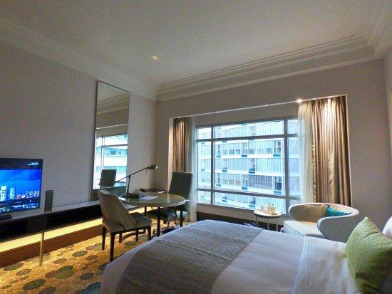 Mandarin Oriental, Kuala Lumpur: deluxe city view