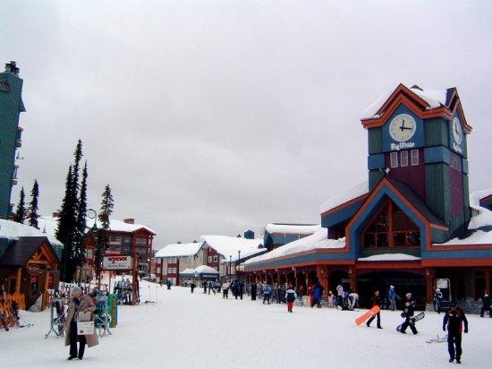 Valle de Okanagan, Canadá: Say hight to Okanagan Tours at Le Natural Mall with Bill Jack and Sharon