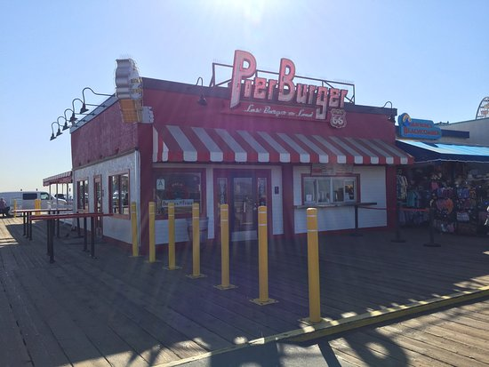 Cheap Food Near Santa Monica Pier