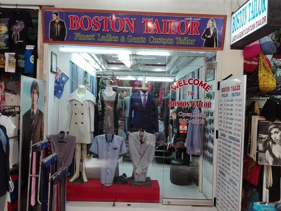 Boston Tailor