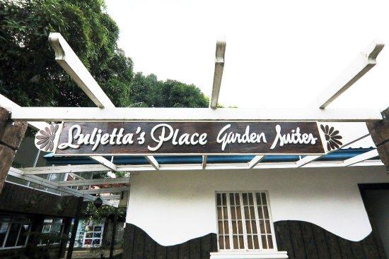 Entrance - Picture of Luljetta's Place Garden Suites, Luzon - Tripadvisor
