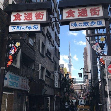 浅草食通街