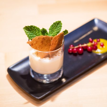 Niftrik, هولندا: Dessert