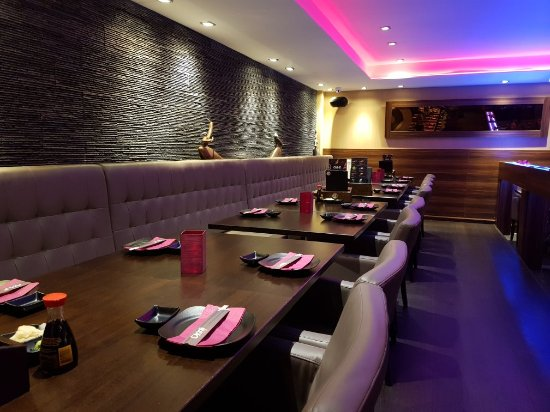 20171219 183436 picture of okinii sushi grill wiesbaden tripadvisor. Black Bedroom Furniture Sets. Home Design Ideas