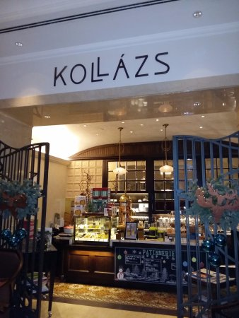 KOLLAZS - Brasserie & Bar: Welcome