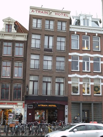 A train hotel 163 2 8 1 reviews 2018 prices for Train hotel amsterdam