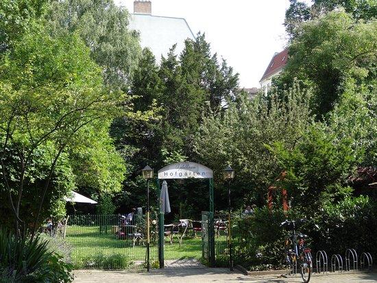 Berlin Cafe Apfelbaum