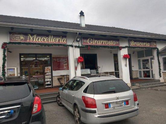 Marina di Varcaturo, Italy: L'angolo Della Carne