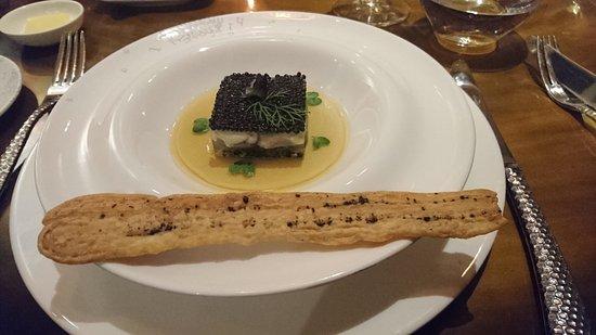 Press Club: Caviar with sturgeon
