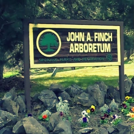 John A. Finch Arboretum: John A Finch Arboretum 6.3 miles to the south of Max H. Molgard Jr, DDS, FACP