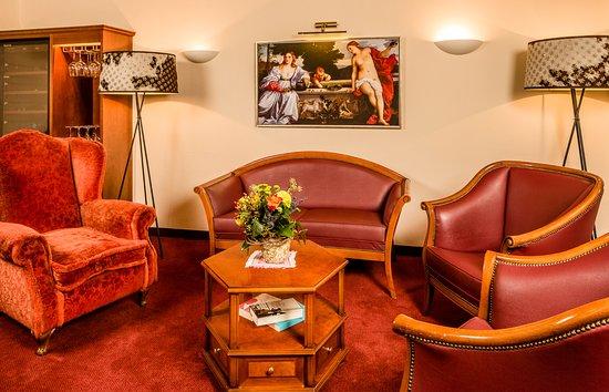 Hotel Traube & Residence : Lobby
