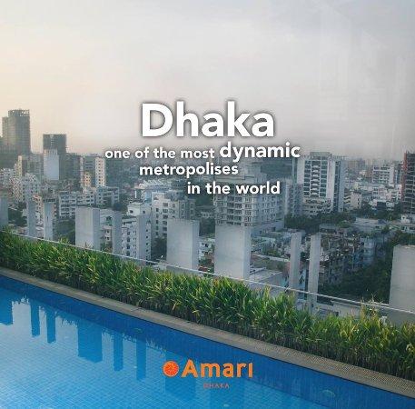 Swimming Pool Picture Of Amari Dhaka Dhaka City Tripadvisor