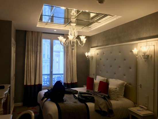 Maison Albar Hotel Paris Opera Diamond, BW Premier Collection: Maison Albar Hotel Opera Diamond - Superior Double Room