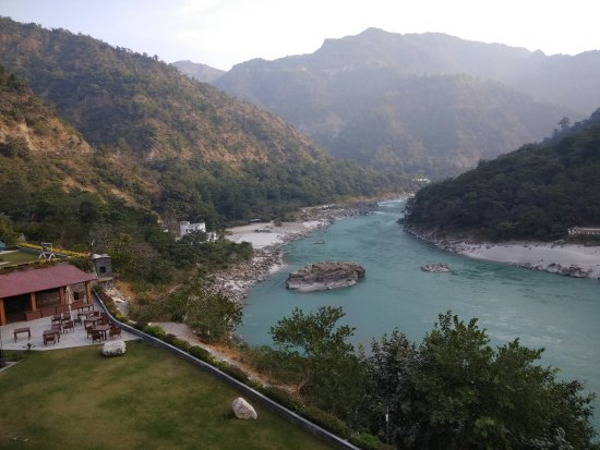 Aloha On The Ganges By Leisure Hotels Rishikesh Hotel