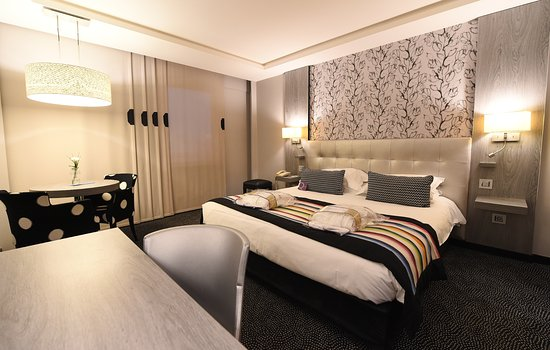 Mercure Dijon Centre Clemenceau: Chambre privilège grand lit