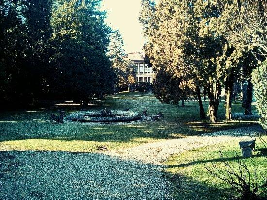 Udine, Italy: Parco Antonini Cernazai