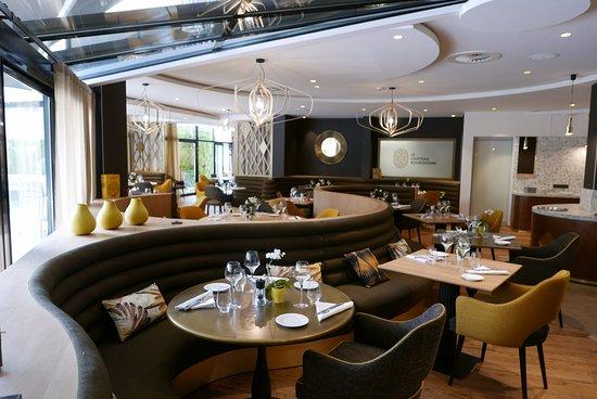 Mercure Dijon Centre Clemenceau: Restaurant Le Château de Bourgogne