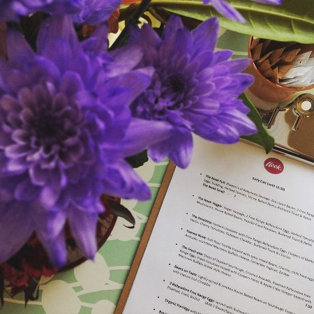 Collooney, Ireland: Monthly changing Menu