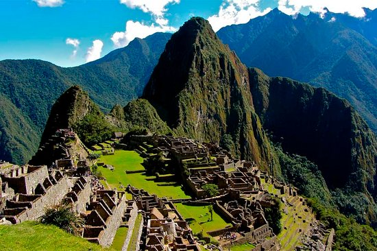 Pacha Expeditions: inca city of machu picchu
