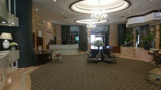 Meikles Hotel: Lobby