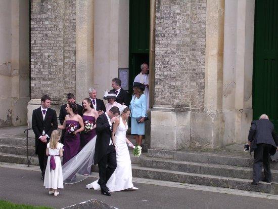 Marlow Place: Свадьба