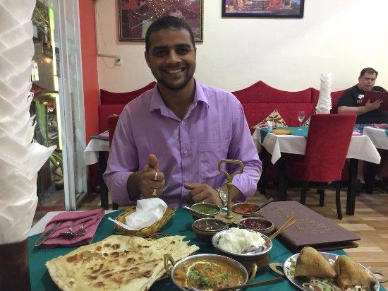 Omar's Tandoori cafe : THE MAJOR D