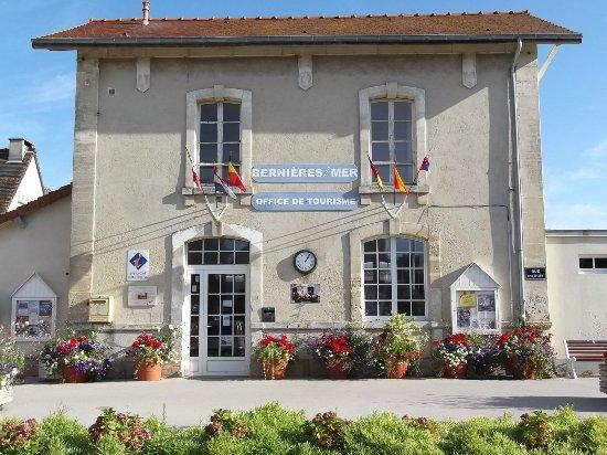 Bureau d'information de Bernières-sur-Mer