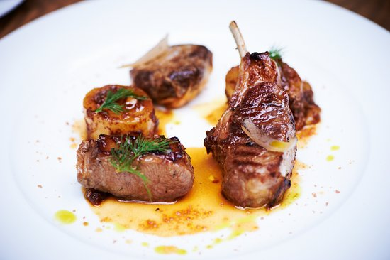 The White Onion: West Country Lamb