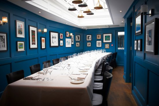 The White Onion: Our gorgeous private dining room