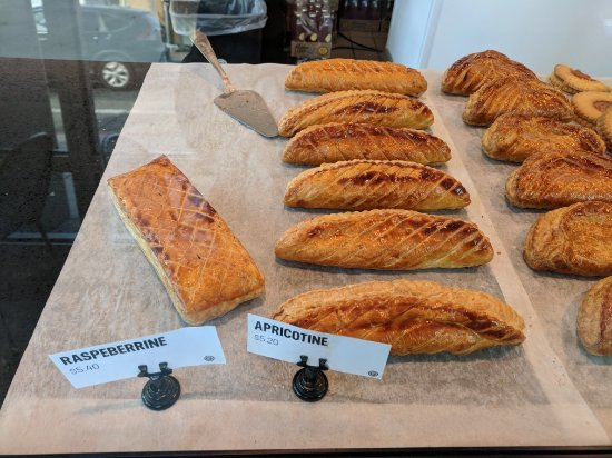 Excellent French pastries without flying to Paris
