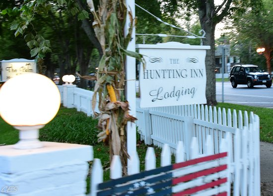 The Palm East Hampton: The Hunting inn is the home of The Palm.