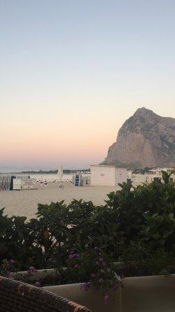 Sapori di Sicilia: Vista mare