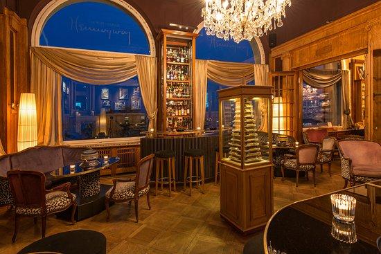 Kitchen Club - Bild von SCALA RESTAURANT - Art Deco Hotel Montana ...