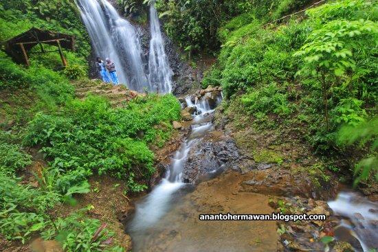 Tirtasari Waterfall