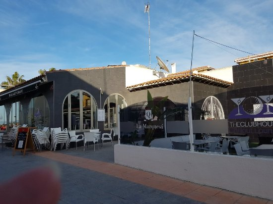 The Clubhouse - Restaurant and Bar: 20171218_155010_large.jpg