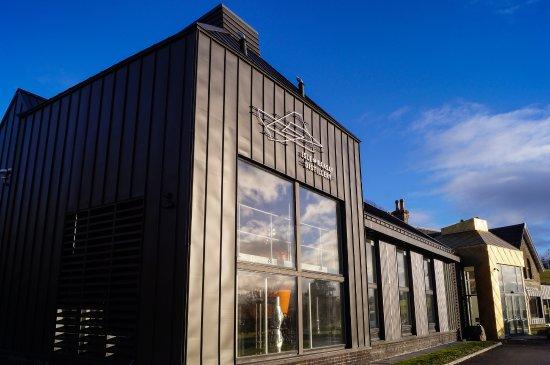 Остров Раасей, UK: Brand new still room