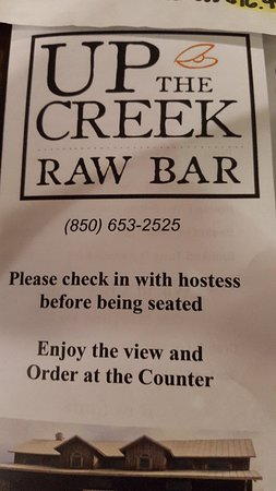Up the Creek Raw Bar: 20171023_200537_001_large.jpg
