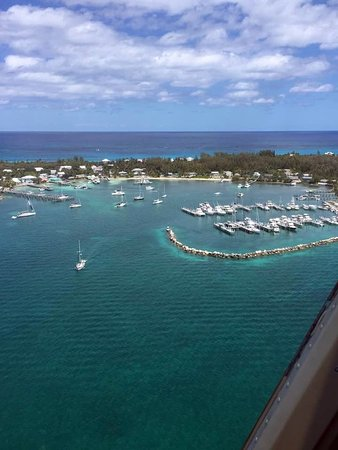 Great Guana Cay: Guana Harbour