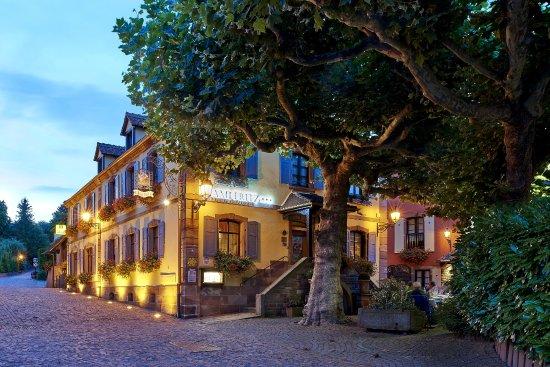 Hotel Restaurant L Ami Fritz