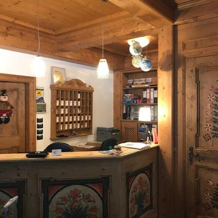 Pescul, Italia: Hotel Orso Grigio