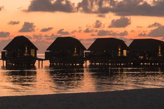 Cocoa Island by COMO: Sunset