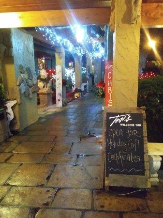Stevensville, MI: Tosi's Restaurant