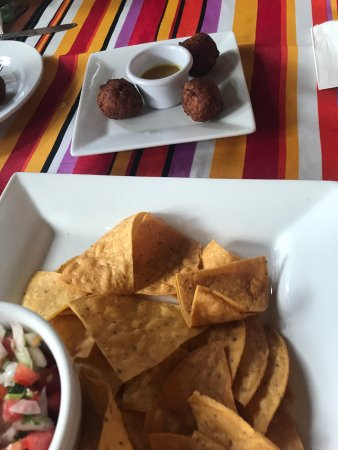 El Fogon: Fish balls