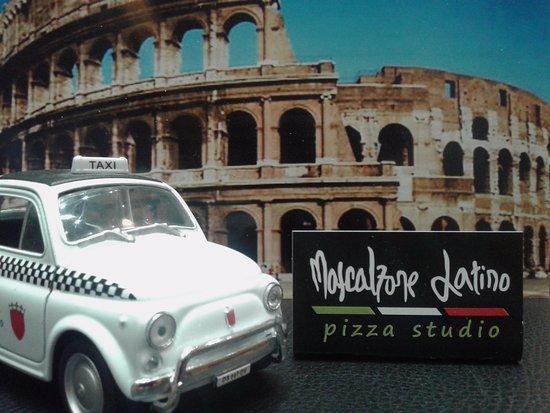 Mascalzone Latino Pizza Studio: colosseo