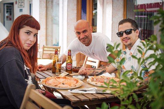 Mascalzone Latino Pizza Studio: buonappetito