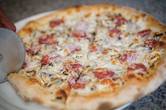Mascalzone Latino Pizza Studio: uummm