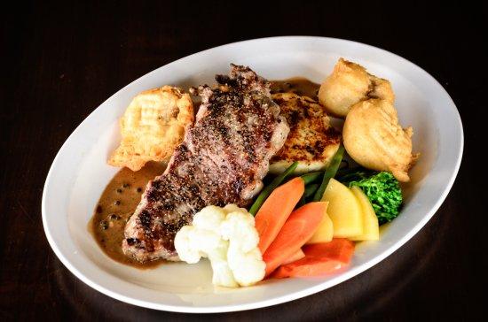 Cobble Hill, Canada: New York Steak