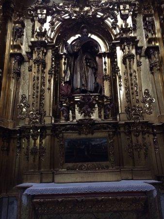 Cathedral of Segovia : Capilla